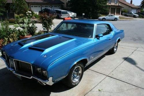 1971 Old Cutlass SX