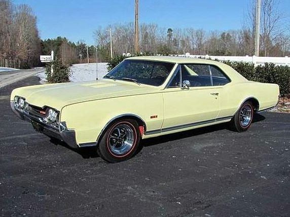 1967 Oldsmobile 442 W30 4 Speed Documented