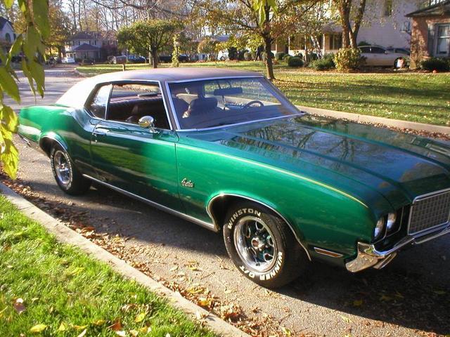 1972 Cutlass Supreme