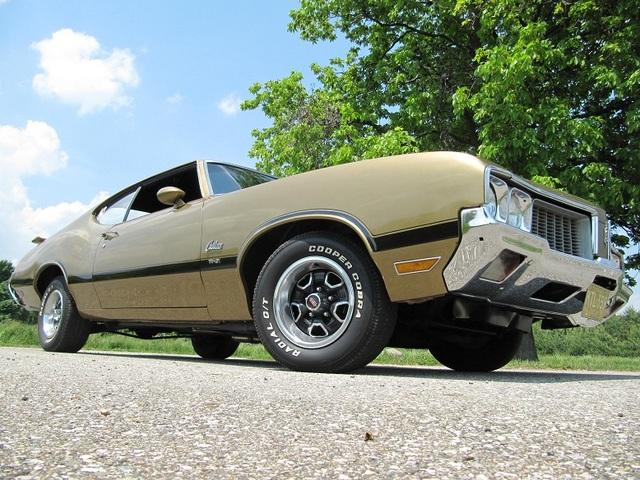 1970 Cutlass w31
