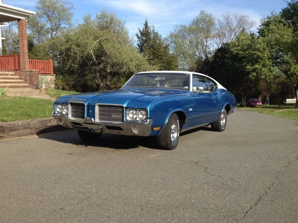 1971 Olds Cutlass S
