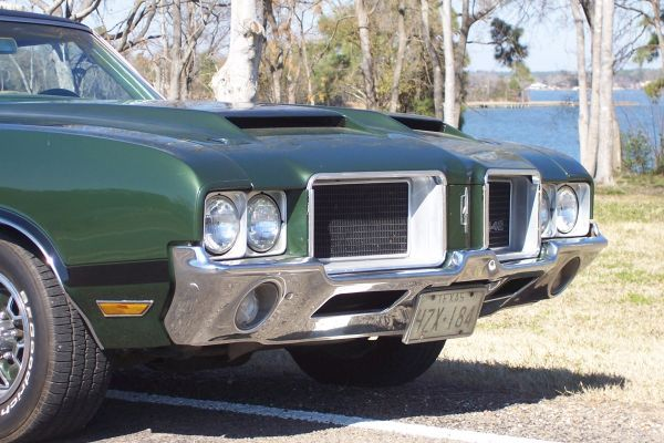 1971 Olds 442 - 4 speed