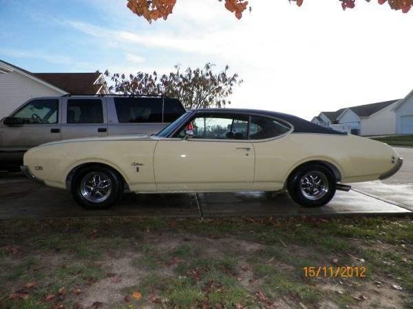 1969 Cutlass S Olds