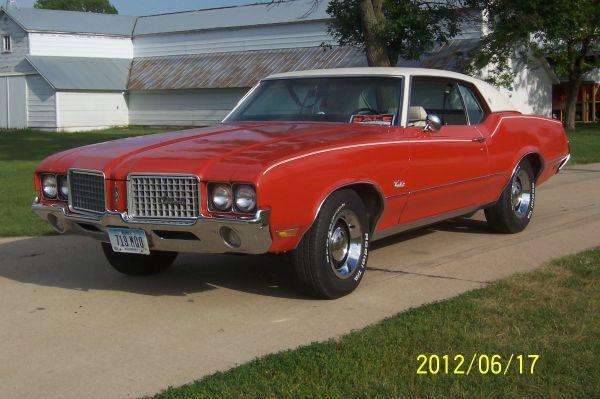 1972 Oldsmobile Cultass