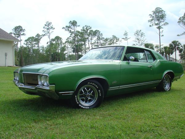 1970 Cutlass Supreme