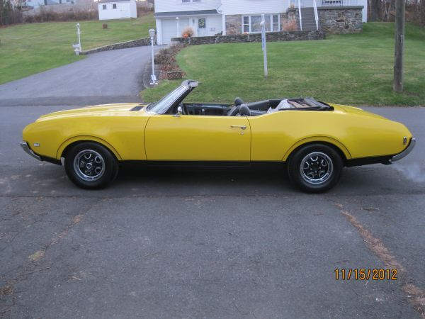 1969 Cutlass Convertable S