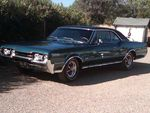 1967 Oldsmobile 442 S-coupe