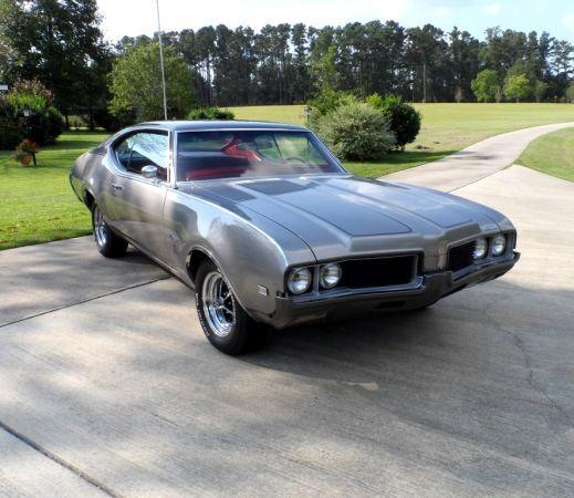 1969 Cutlass S 455