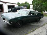1968 Olds Cutlass 442